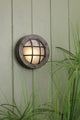Pembroke Wall Light PEM5037 Oxidised