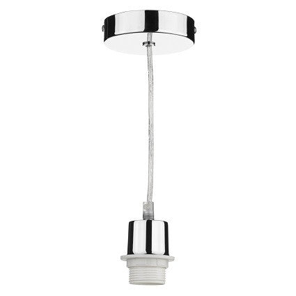 Pendant Suspension SP65 Polished Chrome - The Light Company