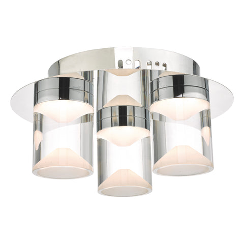 Susa 3 Light Flush där lighting SUS5350