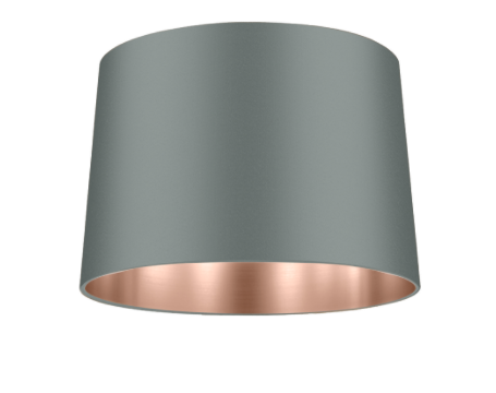 Tapered Drum Silk Shade 30 cm TAP30 23 Colours Available
