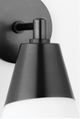 CORA Wall Sconce H101102-PN-CE Mitzi Lighting