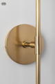 DYLAN WALL SCONCE H185101-PN-CE Mitzi Lighting