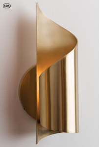 EVIE Wall Sconce H161101-AGB-CE Mitzi Lighting