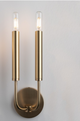 GIDEON WALL SCONCE 2600-AGB-CE Hudson Valley Lighting