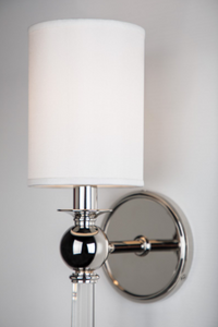 Gordon WALL SCONCE 6031-AGB-CE Hudson Valley Lighting