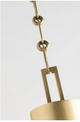 RALEIGH PENDANT 1409-PN-CE Hudson Valley Lighting