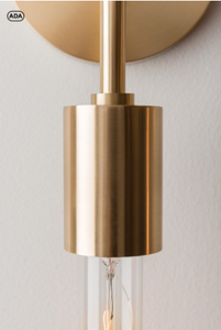 TARA Wall Sconce H116102-PN-CE Mitzi Lighting
