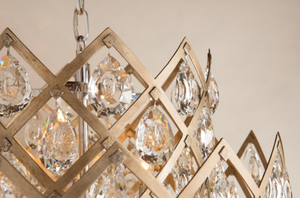 TIARA Pendant 214-44-CE Corbett Lighting