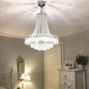 Laura Ashley Enid 5 Light Chandelier 40 cm