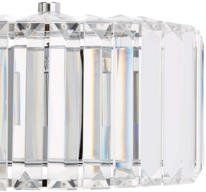 Laura Ashley Fenhurst Wall Light Polished Chrome