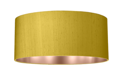 Shallow Drum Shade 30cm DRS30 Bespoke Colour Choice