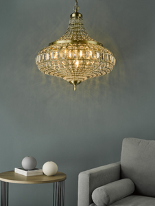 Asmara Pendant ASM0675 där Lighting Antique Brass