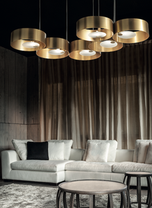 Sound Chandelier OR6 by Masiero