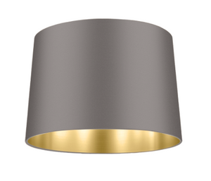 Tapered Drum Silk Shade 20cm TAP20