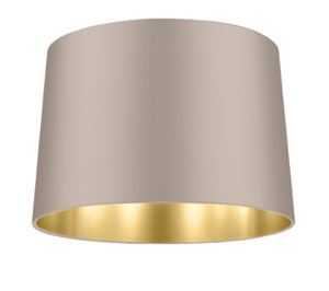 Tapered Drum Silk Shade 45 cm 23 Colours Available TAP45