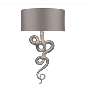 Snake Wall Washer Pewter David Hunt Lighting SNA0799