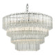 Tuvalu 9Lt Chandelier TUV1308 där lighting