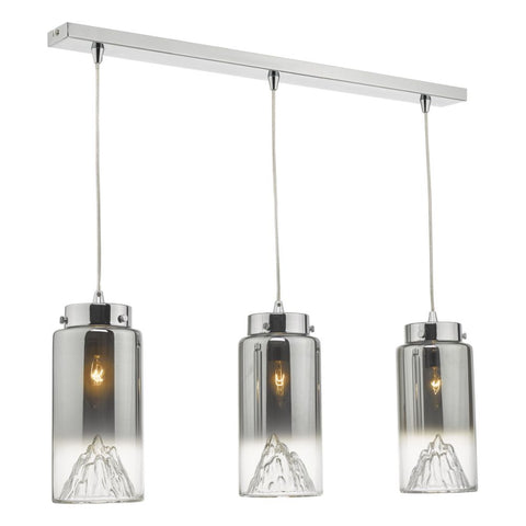 Vahla Triple Pendant Island Light där lighting VAH0110