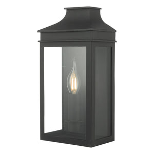 Vapour Coach Lantern Black VAP5222 där lighting