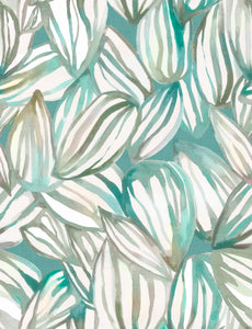 Topia Emerald Wall art Voyage Maison
