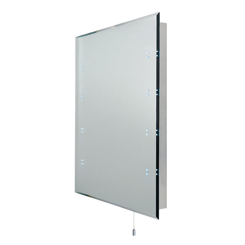 Zodiac Slimline Medium Mirror IP44 LED ZOD92