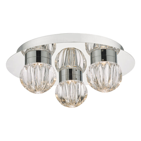Zondra 3 light Flush ZON5350