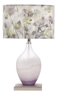 Voyage Maison Arcturus Amethyst Lamp Complete with Sola Truffle Shade