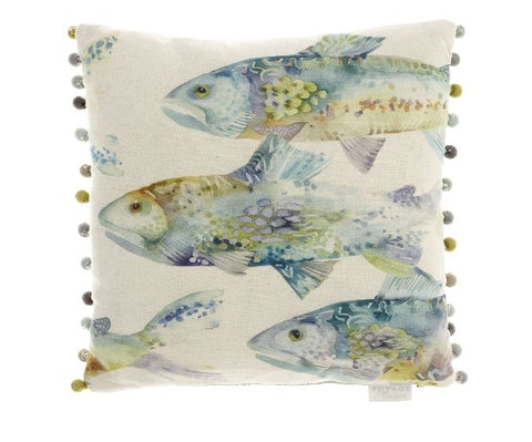 Voyage Maison Koi Carp Cushion C170044 - The Light Company