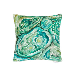 Voyage Maison Malachite Emerald Cushion C180089