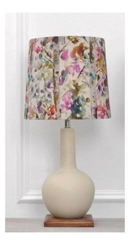 Voyage Maison Galina Biscuit Lamp base with Jumanah Lotus Shade CL15001