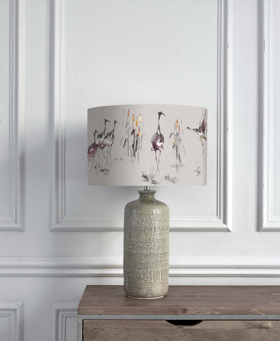 Voyage Maison Inopia Smoke Lamp With Cranes Shade CL180003