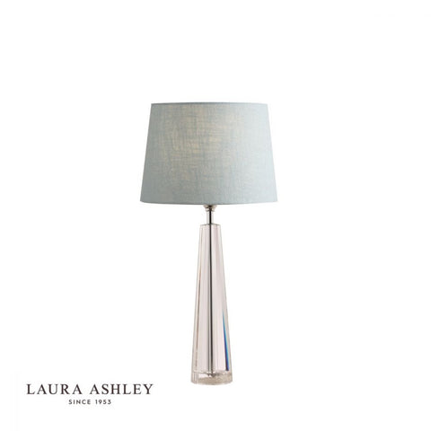 Laura Ashley Blake Medium Crystal Table Lamp Base Only