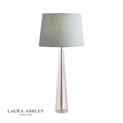 Laura Ashley Blake Large Crystal Table Lamp Base Only