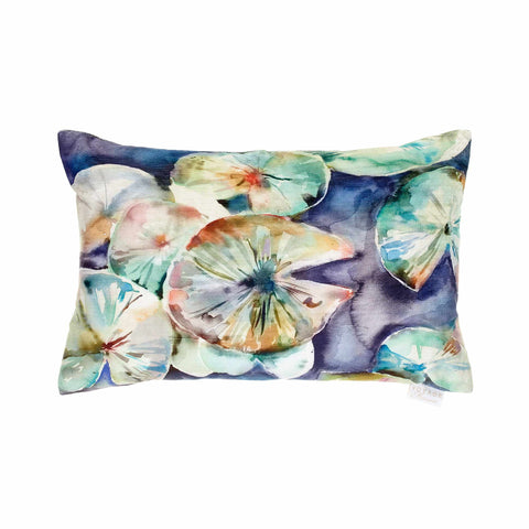 Kyoto Gardens Lily Pad Fig Cushion C1800087