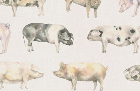 Oink Wallpaper Voyage Decoration
