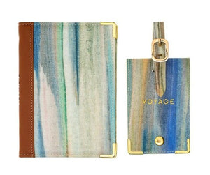 Voyage Maison Passport Cover and Luggage Tag Galatea