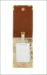 Voyage Maison Passport Cover and Luggage Tag Rosa