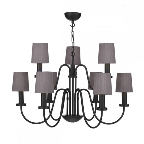 Pigalle Ceiling 9 Light PIG1322