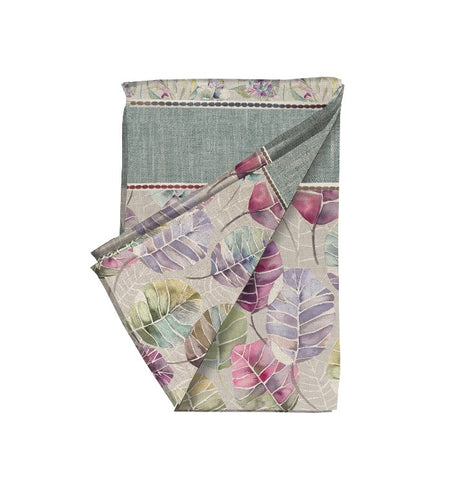 Voyage Maison Throw T180004 Botanical Sorbet