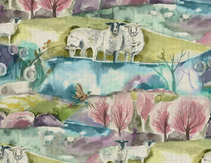 Voyage Decoration Country Impressions Buttermere Fabric 2 Colours