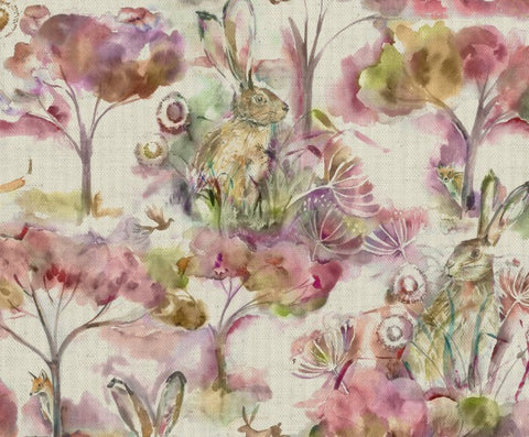 Voyage Decoration Country Impressions Grassmere Fabric 2 Colours