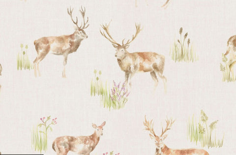 Wild Deer Wallpaper Voyage Decoration