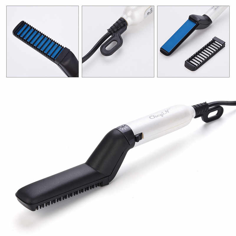 Curling Iron Comb