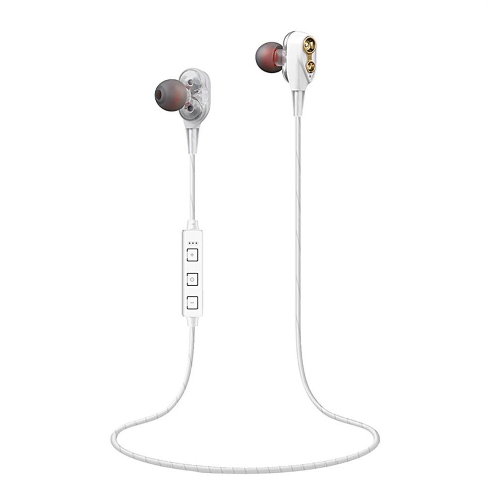 Double Dynamics Wireless BT Sport Earphone