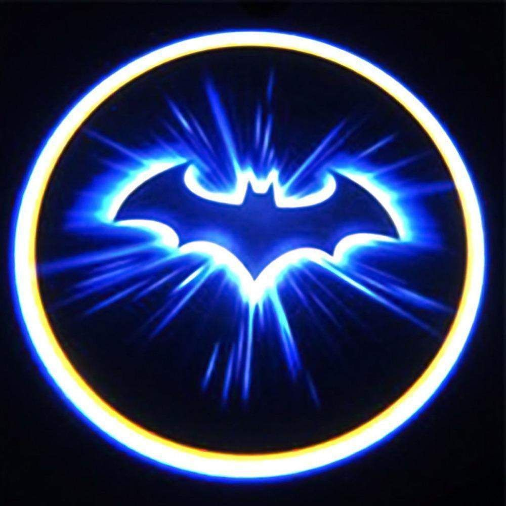 LED Batman Logo Projector For Car Doors