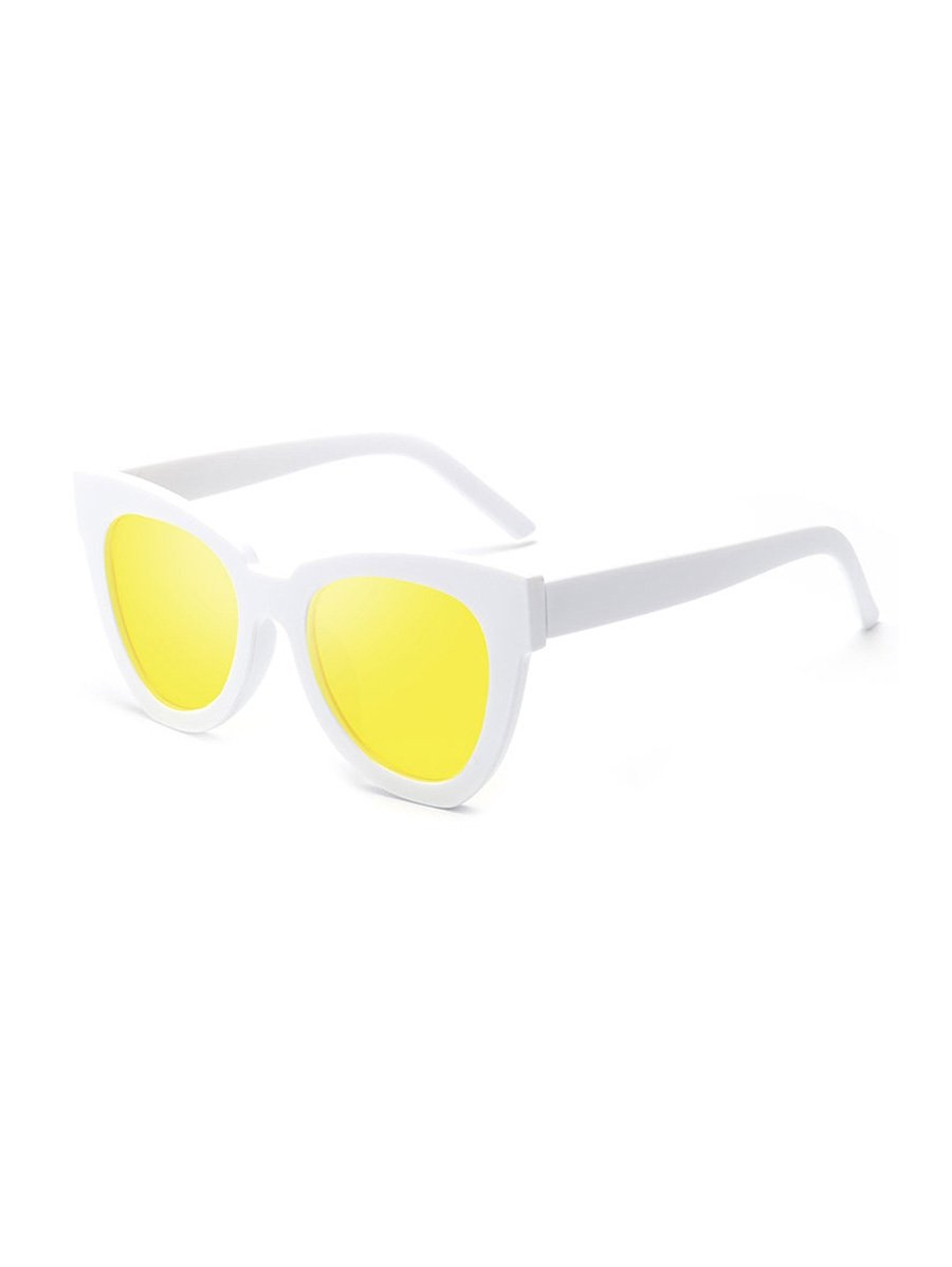 Wide Rim Anti UV Sunglasses