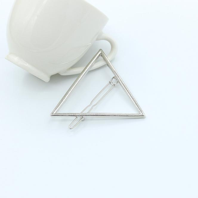 Hairpins Triangle Moon Hair Pin Jewelry