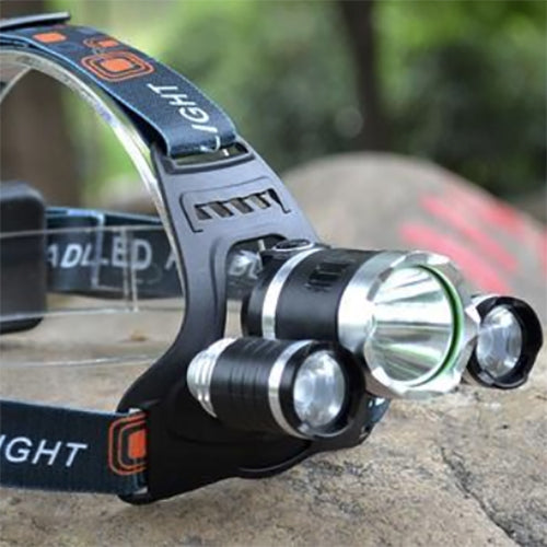 10000Lm LED Headlamp