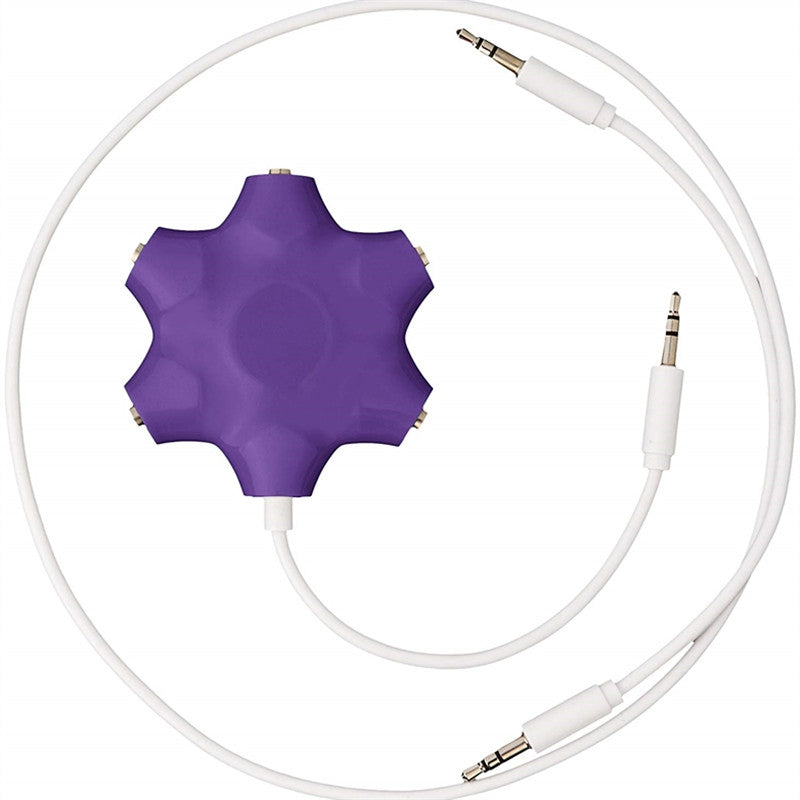 Multi Headphone Adapter