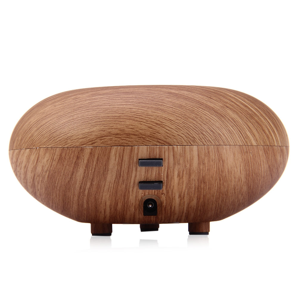GX - 03K Wood Grain Quiet Air Purification Humidification Essential Oil Aroma Diffuser